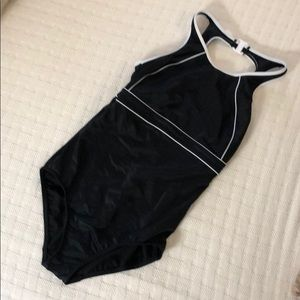 Land's End one piece swimsuit